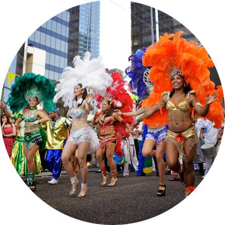 Brazilian Dance Classes