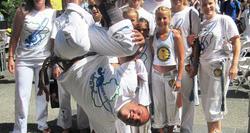 Axe capoeira comox
